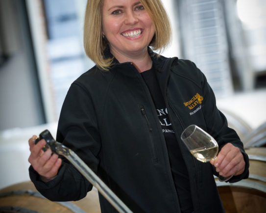 Emma Rice, Head Winemaker, Hattingley Valley