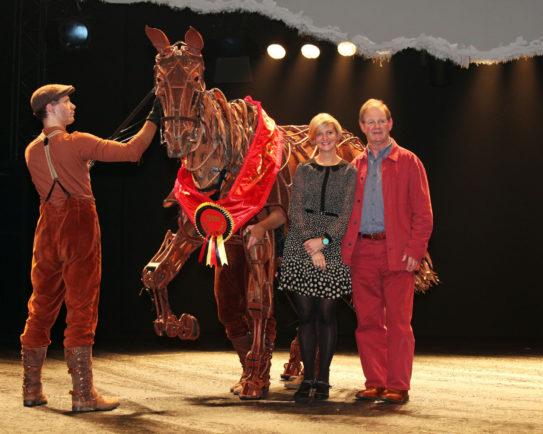 War Horse author Sir Michael Morpurgo on the power of storytelling