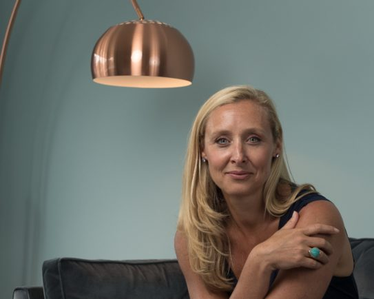 BioSure founder Brigette Bard's mission for people to take control of their own health