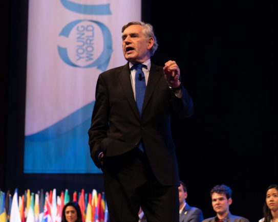 Seven Ways to Change the World: how to fix the most pressing issues we face – Gordon Brown, Former UK Prime Minister