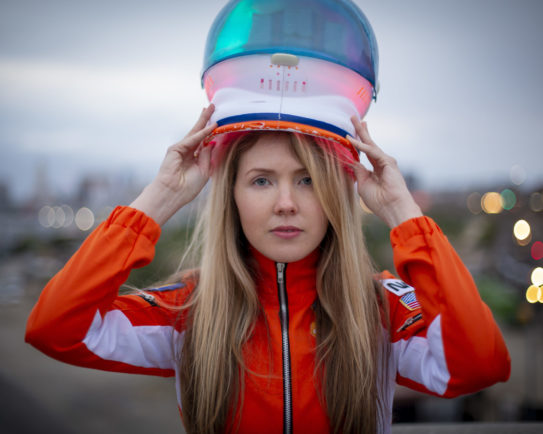 Pure Being: the new Change Makers podcast track from Beatie Wolfe