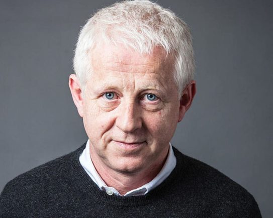 """Richard Curtis: """"Love means sympathy, compassion and taking action to make the lives of others better."""""""