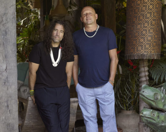 Set your mind to it: paving the way for sustainable tourism –Wilbert Das and Bob Shevlin, Uxua Casa